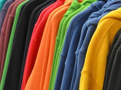 Esposizione abbigliamento
